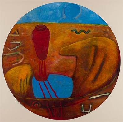 Blood Vessel 1999 SOLD