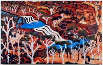 Edith Falls 2009