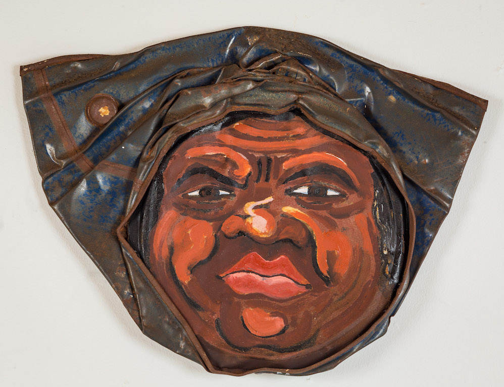 Portrait of Jeannie Napurrula Birrell